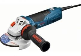 Угловая шлифмашина (болгарка) Bosch GWS 13-125 CI (Чемодан ) Professional (06017930R3, 0 601 793 0R3)