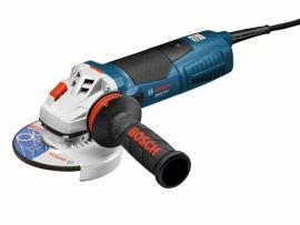 Угловая шлифмашина (болгарка) Bosch GWS 17-125 CIE (Чемодан ) Professional (06017960R3, 0 601 796 0R3)