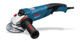 Угловая шлифмашина (болгарка) Bosch GWS 15-125 CIEH (Картон) Professional (0601830322, 0 601 830 322)