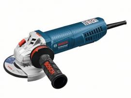 Угловая шлифмашина (болгарка) Bosch GWS 15-125 CIEPX (Картон) Professional (0601796302, 0 601 796 302)