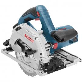 Пила дисковая (циркулярная) Bosch GKS 55+ GCE (L-BOXX) Professional (0601682101, 0 601 682 101)