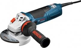 Угловая шлифмашина (болгарка) Bosch GWS 15-125 Inox (Чемодан ) Professional (060179X008, 0 601 79X 008)