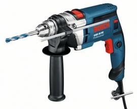 Дрель ударная Bosch GSB 16 RE ЗВП (Чемодан ) Professional (060114E600, 0 601 14E 600)