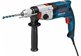 Дрель ударная Bosch GSB 21-2 RE (L-BOXX) Professional (060119C503, 0 601 19C 503)