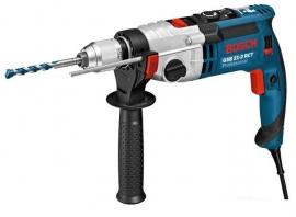 Дрель ударная Bosch GSB 21-2 RCT (Чемодан ) Professional (060119C700, 0 601 19C 700)