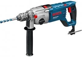 Дрель ударная Bosch GSB 162-2 RE (Чемодан ) Professional (060118B000, 0 601 18B 000)