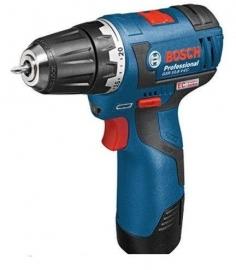 Аккумуляторный шуруповерт Li-Ion Bosch GSR 10,8-LI (Картон) Professional (0601992906, 0 601 992 906)