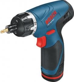 Аккумуляторный шуруповерт Li-Ion Bosch GSR 10,8-LI (Картон соло*) Professional (0601992901, 0 601 992 901)