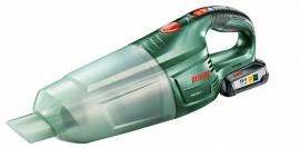 Аккумуляторный ручной пылесос Bosch PAS 18 LI (06033B9002, 0 603 3B9 002)