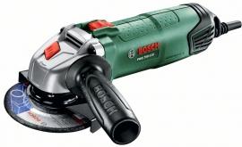 Угловая шлифмашина (болгарка) Bosch PWS 750-115 (Картон) (06033A2420, 0 603 3A2 420)