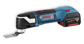 Аккумуляторный универсальный резак (реноватор) Bosch GOP 14,4 V-EC (L-BOXX) Professional (06018B0101, 0 601 8B0 101)
