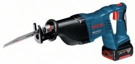 Аккумуляторная сабельная пила (ножовка) Bosch GSA 18 V-LI (L-BOXX соло*) Professional (060164J007, 0 601 64J 007)