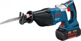 Аккумуляторная сабельная пила (ножовка) Bosch GSA 36 V-LI (Чемодан ) Professional (0601645R02, 0 601 645 R02)