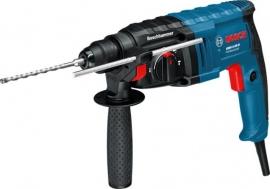 Перфоратор с патроном SDS-plus Bosch GBH 2-20 D Professional (Чемодан ) (061125A404, 0 611 25A 404)