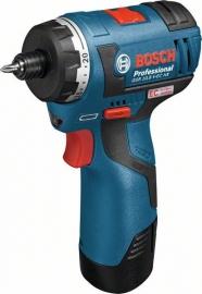 Аккумуляторный шуруповерт Li-Ion Bosch GSR 12V-20 HX (GSR 10,8 V-EC HX) L-Boxx (06019D4100, 0 601 9D4 100)