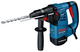 Перфоратор с патроном SDS-plus Bosch GBH 3-28 DRE Professional (Чемодан) (061123A000, 0 611 23A 000)