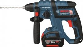Аккумуляторный перфоратор Bosch GBH 18 V-EC Professional (L-BOXX) (0611904002, 0 611 904 002)
