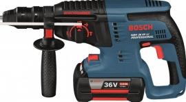 Аккумуляторный перфоратор Bosch GBH 36 VF-LI Professional (L-BOXX) (0611901R0V, 0 611 901 R0V)