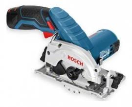 Аккумуляторная дисковая (циркулярная) пила Bosch GKS 12V-26 (GKS 10,8 V-LI) L-Boxx (06016A1000, 0 601 6A1 000)
