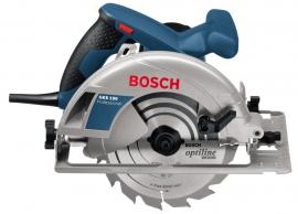Пила дисковая (циркулярная) Bosch GKS 190 (Картон) Professional (0601623000, 0 601 623 000)