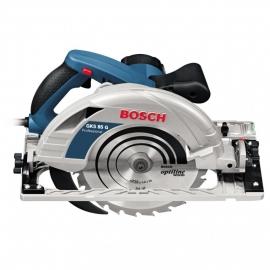 Пила дисковая (циркулярная) Bosch GKS 85 G (Картон) Professional (060157A900, 0 601 57A 900)