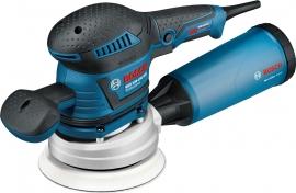 Эксцентриковая шлифмашина Bosch GEX 125-150 AVE (Картон) Professional (060137B102, 0 601 37B 102)