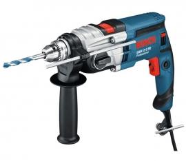 Дрель ударная Bosch GSB 19-2 RE (Чемодан ) Professional (060117B600, 0 601 17B 600)