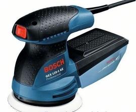 Эксцентриковая шлифмашина Bosch GEX 125-1 AE (Чемодан ) Professional (0601387501, 0 601 387 501)