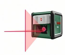 Лазерный нивелир Quigo (металл.коробка) (0603663521, 0 603 663 521)