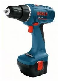 Аккумуляторный шуруповерт Ni Cd Bosch GSR 12-2 (Чемодан ) Professional (0601918J21, 0 601 918 J21)