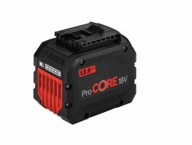 Аккумулятор ProCORE 18V 12,0 Ач (1600A016GU, 1 600 A01 6GU)