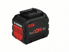 Аккумулятор Pro CORE 18V 12,0 Ач (1600A016GU, 1 600 A01 6GU)