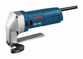 Листовые ножницы по металлу Bosch GSC 160 (Картон) Professional (0601500408, 0 601 500 408)