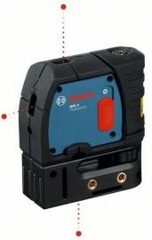Точечный лазер Bosch GPL 3 Professional (0601066100, 0 601 066 100)
