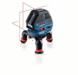 Линейный лазерный нивелир (построитель плоскостей) Bosch GLL 3-50 + BM1 + LR2 + L-BOXX (0601063803, 0 601 063 803)