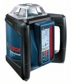 Ротационный лазерный нивелир Bosch GRL 500 HV + LR 50 Professional (0601061B00, 0 601 061 B00)