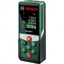 Лазерный дальномер Bosch PLR 30 C (0603672120, 0 603 672 120)