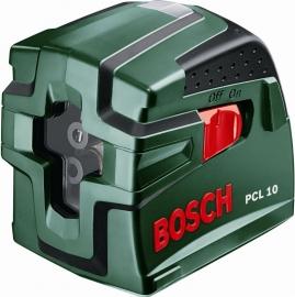 Лазерный нивелир Bosch PCL 10 SET (0603008121, 0 603 008 121)