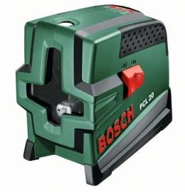Лазерный нивелир Bosch PCL 20 SET (0603008221, 0 603 008 221)