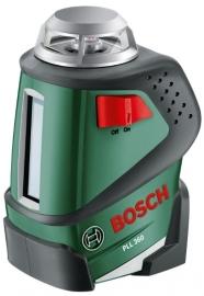 Лазерный нивелир Bosch PLL 360 SET (0603663001, 0 603 663 001)
