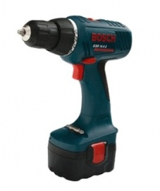 Аккумуляторный шуруповерт Ni Cd Bosch GSR 14,4-2 (Чемодан ) Professional (0601918G20, 0 601 918 G20)