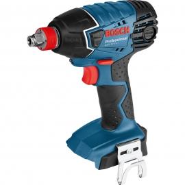 Аккумуляторный ударный гайковерт Li-Ion Bosch GDX 18 V-LI (Картон соло*) Professional (06019B8101, 0 601 9B8 101)