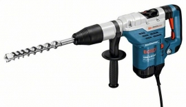 Перфоратор с патроном SDS-max Bosch GBH 5-40 DCE Professional (Чемодан) (0611264000, 0 611 264 000)