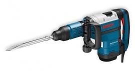 Отбойный молоток с патроном SDS-max Bosch GSH 7 VC Professional (Чемодан ) (0611322000, 0 611 322 000)