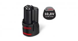 Аккумулятор Bosch GBA 10,8 В 1,5 А/ч O-A Professional (Картон) (1600Z0002W, 1 600 Z00 02W)