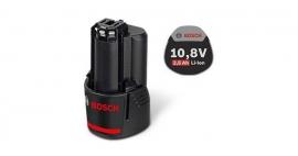 Аккумулятор Bosch GBA 10,8 В 2,5 Ач O-B Professional (Картон) (1600A004ZL, 1 600 A00 4ZL)