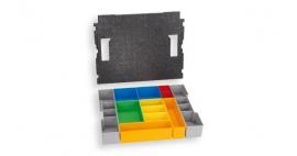 Контейнеры для хранения мелких деталей L-BOXX 102 inset box set 12 pcs Professional (1600A001RZ, 1 600 A00 1RZ)