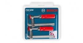 К-т струбцин для фиксации направляющих шин FSN SZW Professional (Блистер) (1600Z0000B, 1 600 Z00 00B)