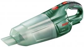 Аккумуляторный ручной пылесос Bosch PAS 18 LI (без акк. и з.у.) (06033B9001, 0 603 3B9 001)