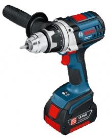 Аккумуляторный шуруповерт Li-Ion Bosch GSR 18 VE-2-LI (L-BOXX) Professional (06019D9100, 0 601 9D9 100)